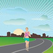 Exercise — Stock Vector