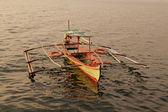 Fishing-boat — Stock Photo