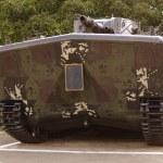 LVTH-tank — Stock Photo