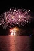 Fireworks-display-series_2 — Stock Photo