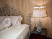 Comfortable bedroom — Foto de Stock