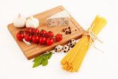 вкусные продукты — Stock Photo