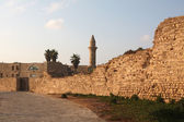 Mosque in Caesarea — Stock Photo