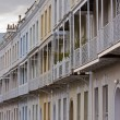 Georgian Terraced Housing — Stock Photo #8003803
