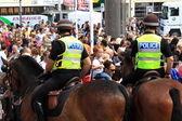 Mounted Police Patrol — Stock fotografie