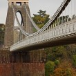 Royalty-Free Stock Photo: Clifton Suspension Bridge in the Fall