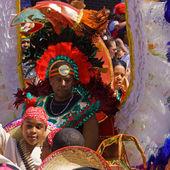 Karneval Parade Abschnitt — Stockfoto