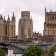 Classical Skyline, Bristol UK — Stock Photo #8078243