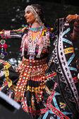 Indian Dancer — Stock Photo