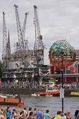 Bristol hamnen festival 2010 — Stockfoto