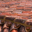 Roof Tiling — Stock Photo #8107348