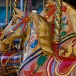 Stock Photo: Traditional Fairground Horse 5