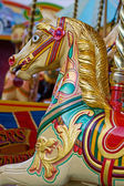 Traditional Fairground Horse 3 — Stock Photo