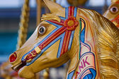 Cheval foire traditionnelle 2 — Photo