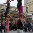 Street Acrobatics 2 — Stock Photo