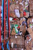 Recykling materiałów 2 — Zdjęcie stockowe
