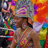 Carnival Women 3 — Stock Photo