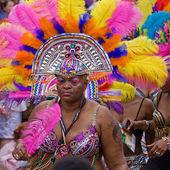 Carnival Women 2 — Stock Photo