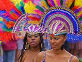 Carnival Women 1 — Stock Photo