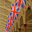 Union Jack Flags 1 — Stock Photo