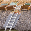 Stock Photo: Roof Thatching 2