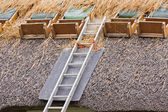 Roof Thatching 2 — Stockfoto