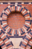 Decorative Brickwork 2 — Stock Photo