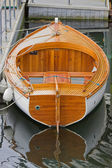 Barca in legno — Foto Stock