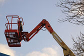 Cherry Picker — Stockfoto