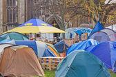 Occupy Movement 3 — Stock Photo