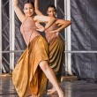 Classical Indian Dance 1 — Stock Photo
