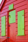 Seaside Colour — Stock Photo