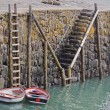 Ancient Harbour 2 - Stock Photo
