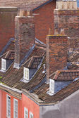 Old Rooftops 2 — Stock Photo