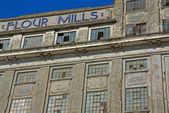 Derelict Mill 1 — Stock Photo
