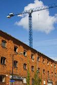 Urban Regeneration in UK — Stock Photo