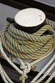 Mooring Ropes — Stock Photo