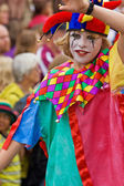 Carnival Clown — Stock Photo