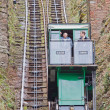 Stock Photo: Funicular Railway 3