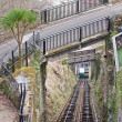 Stock Photo: Funicular Railway 1