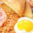English Breakfast — Stok fotoğraf