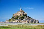 Mont Saint-Michel — Stock Photo
