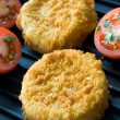 Fish Cakes - Stock Photo