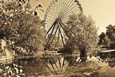 Riesenrad – Spreepark Berlin — Stock Photo