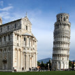 Royalty-Free Stock Photo: Pisa Leaning Tower