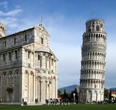 Pisa Leaning Tower — Stock Photo