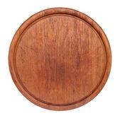 Stare okrągłe deska do krojenia — Zdjęcie stockowe