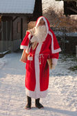 Santa Claus (Saint Nicholas) — Stock Photo