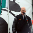 Stock Photo: Jack Layton at Forestry Rally