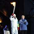 Olympic torch relay in Ottawa — Stock Photo